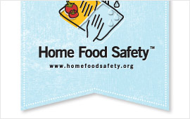 Home Food Safety (ADA) Flyers