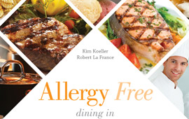 Allergy Free E-Book Covers