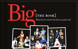 Franklin Fine Arts Big Book Design